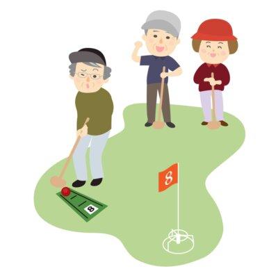 グランドゴルフ初心者が始めるために必要な用具と知識教えます。